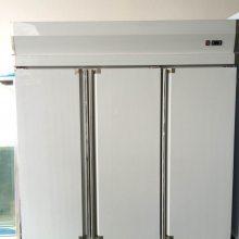 三门烤盘柜 慕斯托盘柜 蛋糕饼屋面团冷冻柜 可放40个400*600分数盘 立式西饼店的冷柜
