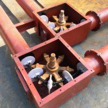 环链管道输送机运行平稳环型管链机ljxy