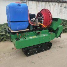 亚博国际娱乐官方优惠直销履带式犁地农耕机 自走式柴油锄草机 除草施肥一体机