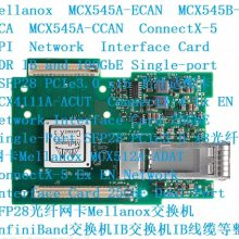 Mellanox MCX545A-CCAN ConnectX-5 100GB QSFP28光纤网卡