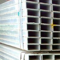 无锡恒盛厂家直销薄壁小方管规格齐全,镀锌方管/方矩管现货供应