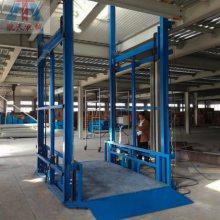 pt游戏平台 供应導軌鏈條式升降機 厂房貨物升降機 液壓升降貨梯