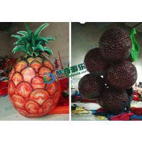 水果气球 水果升空气球水果落地球水果卡通气模