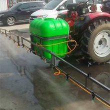 供应产品大块平原喷药机 拖拉机悬挂型打药机 玉米小麦大喷副雾药机