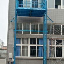 6up传奇扑克 升降货梯要多少钱 升高6米承重2吨导轨链条式升降机 垂直升降机 按需定制