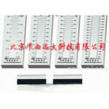 中西(LQS)刮板细度计 型号:A2201006库号:M406124