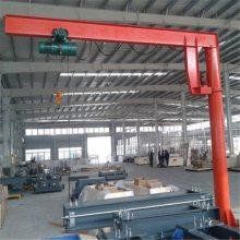 悬臂吊定制 单臂立柱式悬臂吊批发 360度电动旋转定柱式单臂吊
