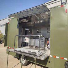 厂家直销国六东风多利卡国六农村酒席车,5.4米森林消防后勤饮食车
