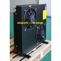 剑邑ELD-8-D2车载型液压油散热器风冷却器_环卫车工程车液压油冷却散热器