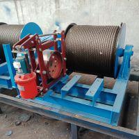 厂家直销 纯铜电机卷扬机 装修吊机 快速慢速型卷扬机