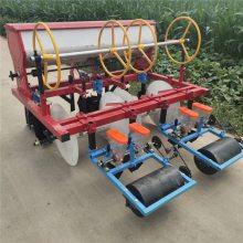 亚博国际真实吗机械 汽油人力自走式谷子播种机 小白菜娃娃菜播种机 汽油手推玉米黄豆播种机