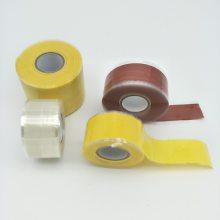 冲型加工 硅胶自粘带 J20自粘带 富汇立厂家