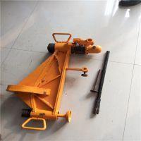 中国山东省供应金林新品KWPY-600弯道机 轨道设备弯轨器