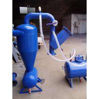厂家直销这种过滤器组合安装在井及泵站旁,最适应于分离水中含有的大量沙子及石砂石、叠片过滤器组 效率高
