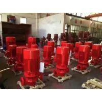 全铜电机 卧式消防泵80GDL36-12*2 低转速离心泵 厂批发