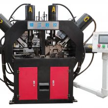 中山电力设备自动冲孔机 全自动爬架打孔机生产厂家