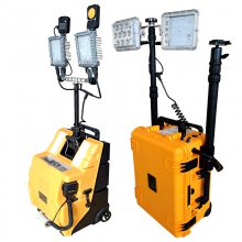 FW6108移动式多功能照明装置 LED取证补光应急勘查升降工作箱灯