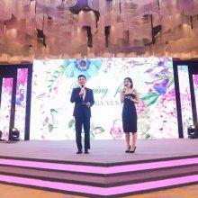 上海年会布置一站式服务 年会现场布置公司