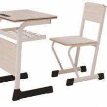佛山港文家具小学生桌椅加工定制价格合理单层课桌椅