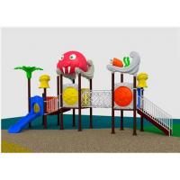 厂家特别慧商游乐设备户外组合滑梯游乐设备