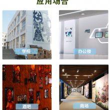 新图达墙面绘画大型个性高清定制3d墙体打印机室内外适用