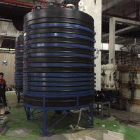 华社山东15吨雨水收集pe塑料储罐加厚储罐