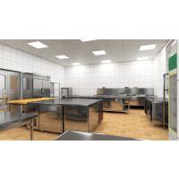 太原食堂商用厨房工程,酒店厨房工程设计,厨具营行