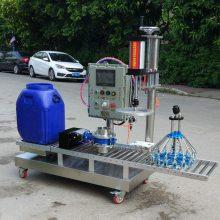 广东真石漆灌装机厂家 江西云南安徽锐勒真石漆灌装设备厂家