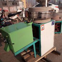 电动石磨 麸皮分离式石磨机 五谷杂粮磨面石磨
