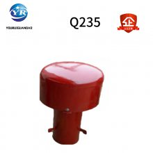 不锈钢罩型通气管Z-200 友瑞牌国标罩型通气帽 钢制通气帽价格