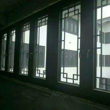 南京 镇江 马鞍山 古镇铝合金仿古门窗 园林断桥铝仿古门窗 仿古门窗私人定制