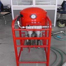 ZBQS-15/6矿用气动双液注浆泵口碑厂家 ZBQS-15/6双缸气动注浆机