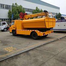 江铃单排污泥运输车