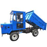 大马力四缸六轮车拖拉机 /贵州直销液压自卸大马力四轮拖拉机/筑路施工用的四不像