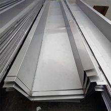 不锈钢成品天沟 不锈钢排水天沟 重庆不锈钢天沟加工厂