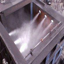 运城热电厂卸料口尘埃抑制降尘超生波干雾抑尘系统