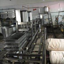 河南大型豆腐皮机多少钱一台?全自动豆腐皮机生产厂家直销?不锈钢豆腐皮机哪家好?