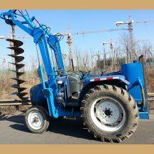 专业厂家水泥杆打桩机,电线杆光伏打桩机,太阳能光伏挖坑机烟台市