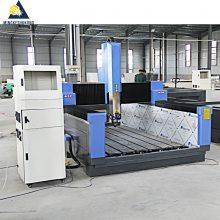 专业石材雕刻机厂家供应石栏板雕刻机 石材平面浮雕机