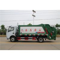 环卫垃圾压缩车销售价格 垃圾车规格