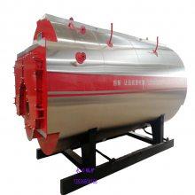 永兴全自动天然气蒸汽锅炉 定做各种燃气开水锅炉