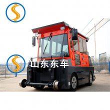 2000吨地铁车辆供应遥控重载牵引动车 车辆段公铁两用牵车机