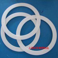 耐腐蚀PTFE 四氟挡圈 非标定做 特氟龙开口挡圈RPTFE密封圈 垫圈