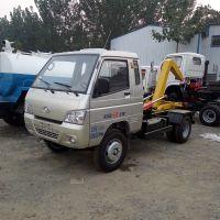 BJ5030ZXX-E2福田车厢可卸式垃圾车拉臂式垃圾箱哪里有做的?