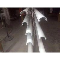 现货供应加油站柱子四个角包边用铝型材圆角铝