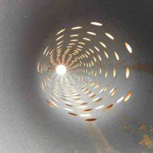 桥式滤水管Q235B材质 高强度滤水管/圆孔花眼钢管 久汇滤水管