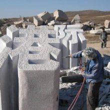 石头门牌定做三维立体字雕刻大型石材公司***报价