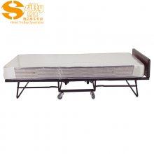 专业生产SITTY斯迪99.2200C简约现代金属弹簧垫折叠床 折叠加床 酒店客房加床