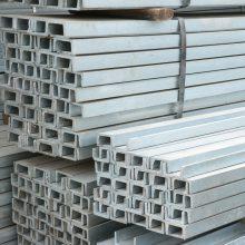 陕西西安Q235B槽钢 镀锌槽钢 热镀锌槽钢 冷弯镀锌槽钢 批发价