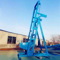 化工厂不锈钢单斗提升机 肥料颗粒单斗提升机 石灰石单斗上料机